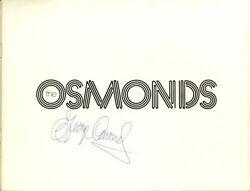 Osmond, Donny