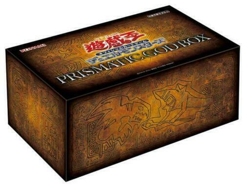 Yu-gioh  Yu-gi-oh Ocg Duel Monsters Prismatic God Box At Random Konami