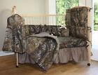 Realtree Baby Boys' Nursery Bedding Sets