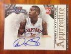 Autographed Toronto Raptors Basketball Trading Cards