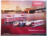Fleischmann Katalog