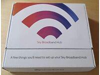 SKY Q Broadband Hub 4