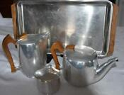 Picquot Tea Set