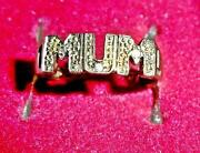 9ct Gold Mum Ring