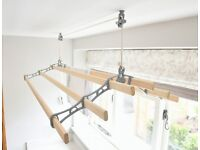 Clothes airer/pulley maid for £45