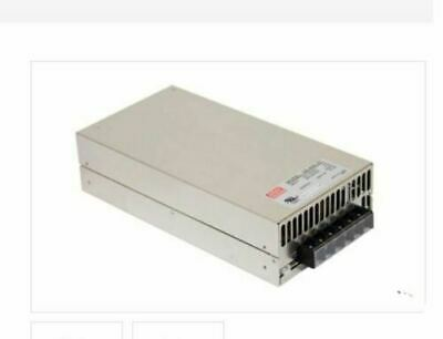 Mean Well Se-600-24 Ac To Dc Power Supply Single Output 24 Volt 25 Amp 600 New
