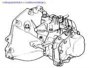 Alfa 166 Getriebe