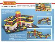 Matchbox Garage