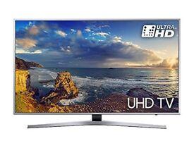 "Samsung UE55MU6400 55"" 4K Ultra HD Smart LED TV with Freesat HD"