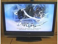 "Sony 26"" high definition Lcd tv with freeview"
