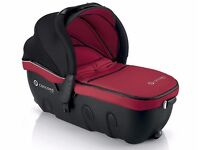Concord Sleeper Group 0 Carry Cot (Red Pepper)