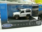 Land Rover Model Car