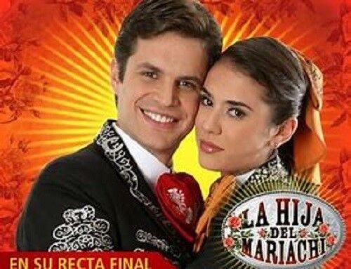 La Hija Del Mariachi,serie Colombiana(30dvds)