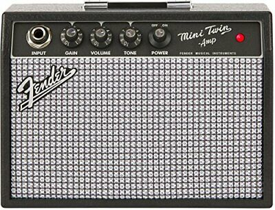 Fender Mini '65 Twin Amp - Miniature Electric Guitar Amplifier
