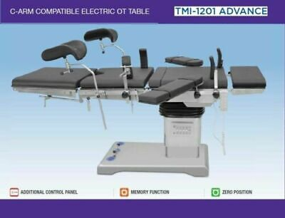Model 1201 Adv C-arm Compatible Fully Electric Ot Table Operation Theater Table