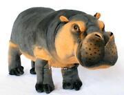 Hippo Stofftier
