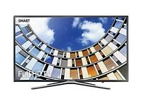 SAMSUNG HD SMART TV 43 BOXED NEW