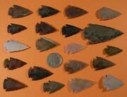 Old Arrowheads