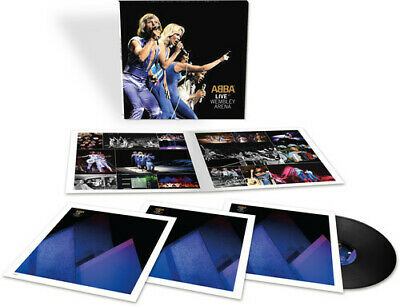 ABBA **Live At Wembley Arena **NEW TRIPLE RECORD LP VINYL
