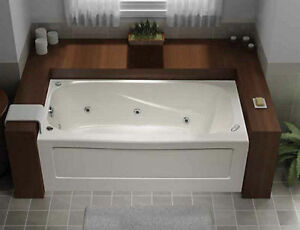 Whirlpool Jetted Bath Tub for Sale (60 x 30 in) Left BRAND NEW