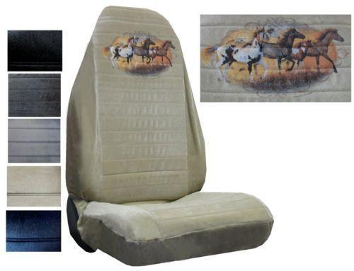 Horse Truck Seat Covers Ebay