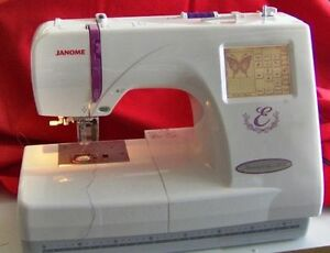 JANOME MC350E EMBROIDERY MACHINE $1500.00-OBO