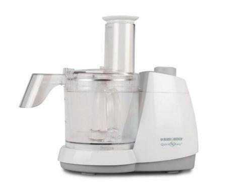 Black And Decker Kitchen Tools Food Processor Manual