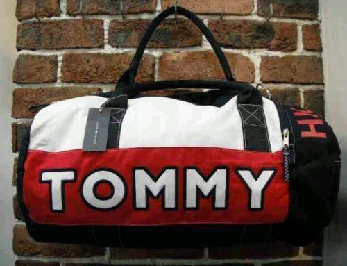 Tommy Hilfiger Duffle Bag | eBay