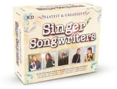 Latest and Greatest Singer Songwriters [CD]