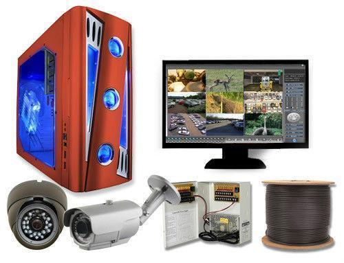 Pc Security Camera System Ebay