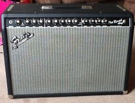 fender protube pro reverb,with footswitch and cover, great amp in great condition,but very heavy