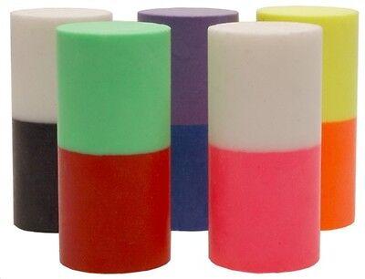 Turbo 1 3/8 Bowling Urethane Duo Color Thumb Slug. Choose Color
