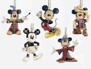 jim shore disney ornaments