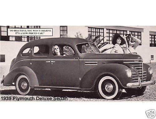 1939 plymouth sedan ebay for 1939 plymouth sedan 4 door