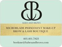 Lash and Brow Technician space rental available