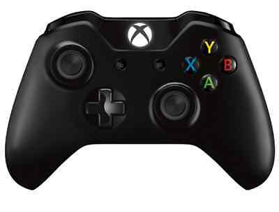 Official Oem Genuine Microsoft Xbox One Wireless Controller Black