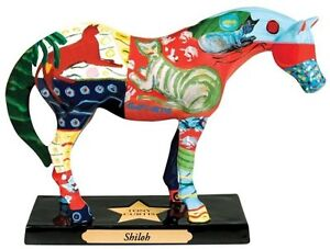 Trail-of-Painted-Ponies-Pony-SHILOH-Tony-Curtis-1E-2805-NIB-4018353