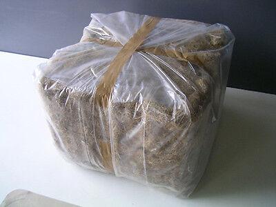 Hanf Stopfhanf Ballen 28 kg = 2,50 Euro/kg Hanfdämmung Wärmedämmung Isolation
