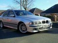 Bmw 530d M sport 2002 FSH Heated Seats
