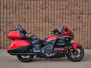 2015 Honda GL180ADSF Gold Wing Demo