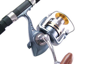 SARATOGA PREDATOR 7'0 15kg BOAT FISHING ROD AND REEL COMBO SPINNING SURF SNAPPER