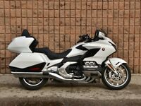 2018 Honda GL1800 Gold Wing DCT Dealer Demonstrator Stratford Kitchener Area Preview