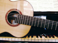 *ON SALE NOW* Piano and Guitar at your home start at $25 / Hour