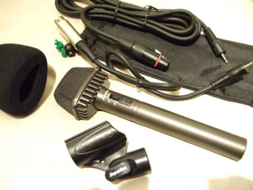 Superlux E522/B Stereo Recording Condenser Microphone