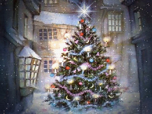LOOKING FOR 6 ft or 7 ft CHRISTMAS TREE AND DECORATIONS PLEASE