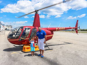 Heli Tours: Toronto Helicopter Ride 50% OFF