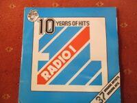 LP Ten Years Of Hits - Radio 1
