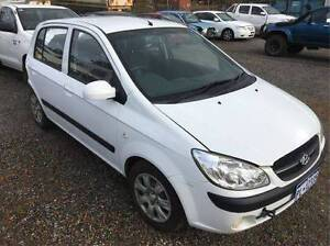 2008 Hyundai Getz wrecking for parts . . . . . .... Broadmeadows Hume Area Preview