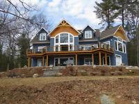 #256 - **New Week Added** Stunning Cottage on Boshkung