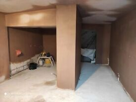 Plastering and rendering ,key rendering
